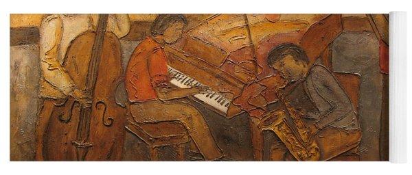 Jazz Quartet Yoga Mat
