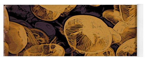 Jellyfish Kingdom Yoga Mat