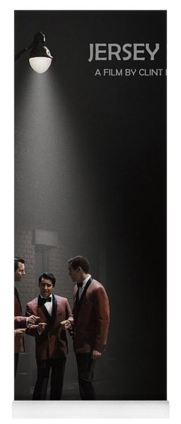 Jersey Boys By Clint Eastwood Yoga Mat