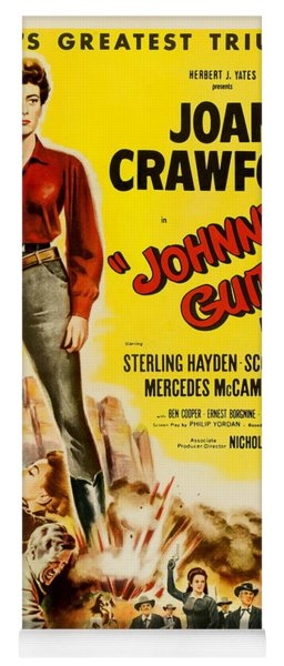 Johnny Guitar - 1954 Yoga Mat