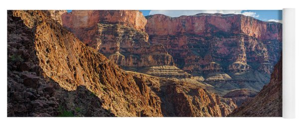 Journey Through The Grand Canyon Yoga Mat