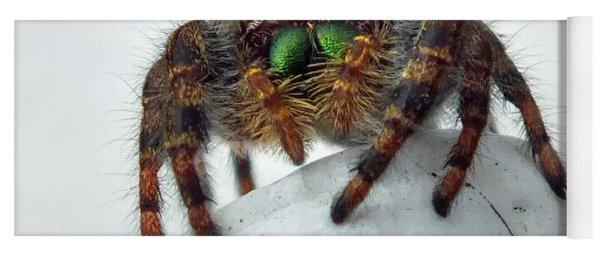 Jumper Spider 2 Yoga Mat
