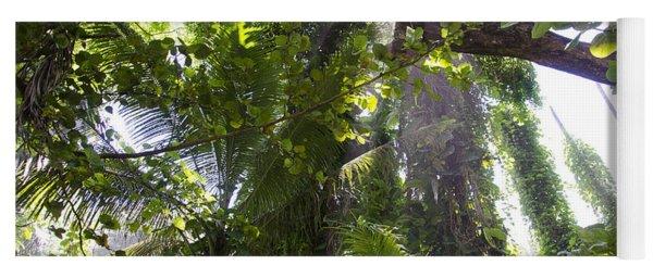 Jungle Canopy Yoga Mat