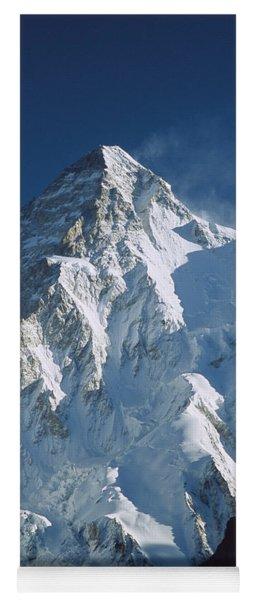 K2 At Dawn Pakistan Yoga Mat