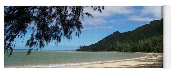 Ka'a'a'wa Beach Park Yoga Mat