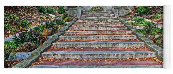 Kalorama Spanish Steps Yoga Mat