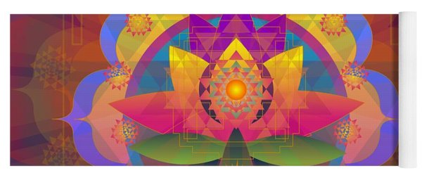 Kamalabhu 2014 Yoga Mat