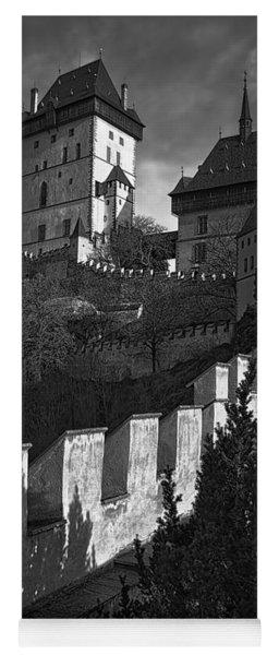 Karlstejn Castle Yoga Mat