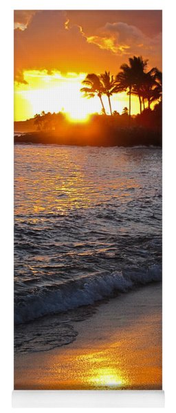 Kauai Sunset Yoga Mat