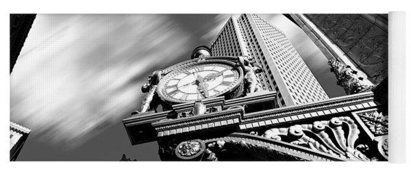Kaufmann's Clock Yoga Mat