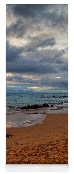 Keawakapu Beach Yoga Mat