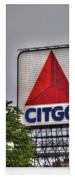 Kenmore Square And The Citgo Sign Yoga Mat