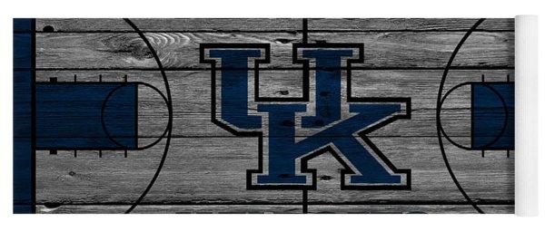 Kentucky Wildcats Yoga Mat