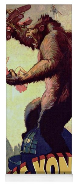 King Kong  Yoga Mat