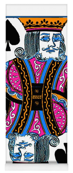 King Of Spades - V3 Yoga Mat