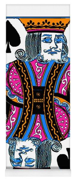 King Of Spades - V3 Yoga Mat