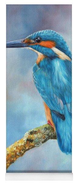 Kingfisher Yoga Mat