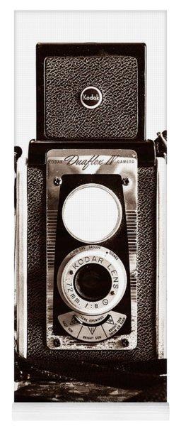 Kodak Duaflex Iv Camera Yoga Mat