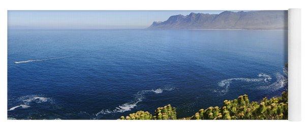 Kogelberg Area View Over Ocean Yoga Mat