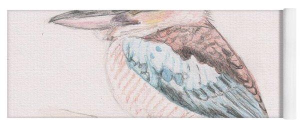 Kookaburra Cuteness Yoga Mat