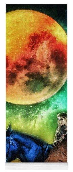 La Luna Yoga Mat