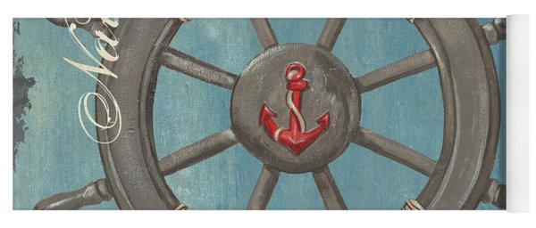 La Mer Compas Yoga Mat