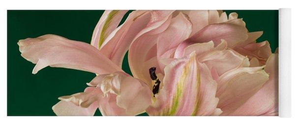 Lacey Tulip Yoga Mat