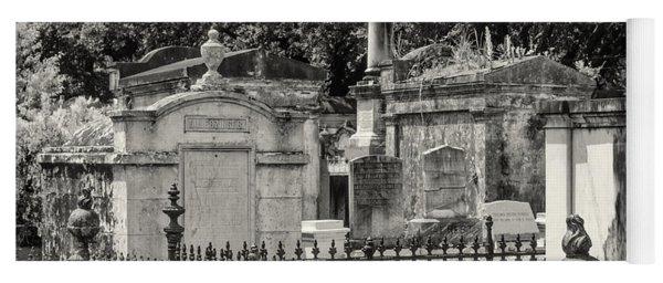 Lafayette Cemetery No. 1 Yoga Mat