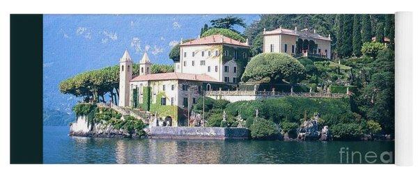 Lake Como Palace Yoga Mat