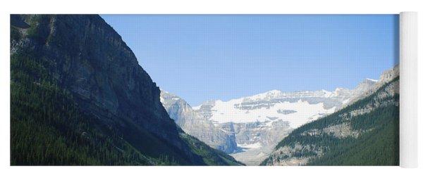 Lake Louise Alberta Canada Yoga Mat