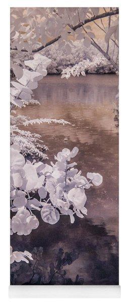 Lake Shadows Yoga Mat