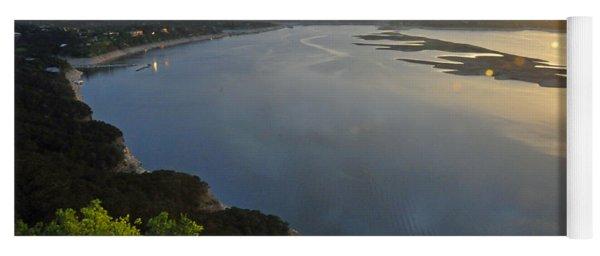 Lake Travis Sunset Yoga Mat