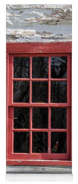 Landow Cabin Window Yoga Mat