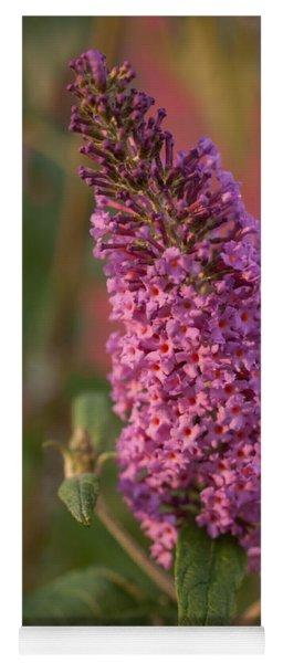 Late Summer Wildflowers Yoga Mat