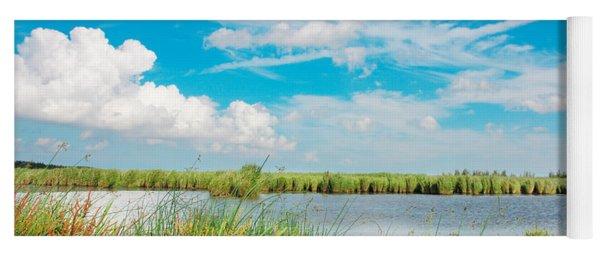 Lauwersmeer National Park. Yoga Mat