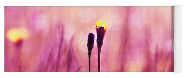 Le Centre De L Attention - Pink S0301 Yoga Mat