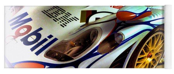 Le Mans 1998 Porsche 911 Gt1 Yoga Mat