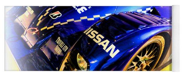 Le Mans 1999 Courage Nissan C52 Yoga Mat