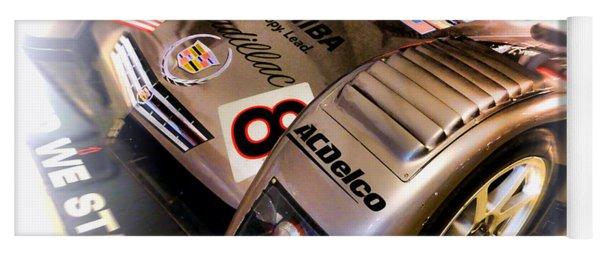 Le Mans 2001 Cadillac Northstar Lmp 900 Yoga Mat