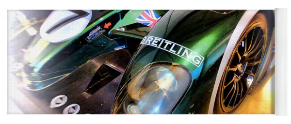 Le Mans 2003 Bentley Speed 8 Yoga Mat