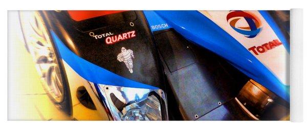 Le Mans 2003 Peugeot Courage Pescarolo C60 Yoga Mat