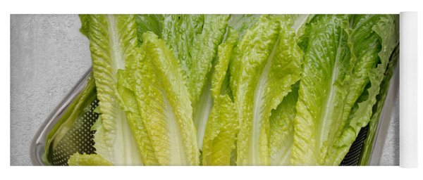 Leaf Lettuce Yoga Mat