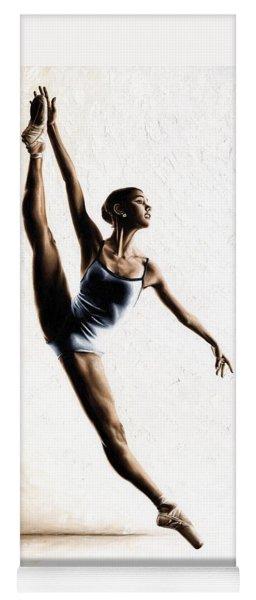 Leap Of Faith Yoga Mat