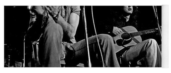 Led Zeppelin Yoga Mat