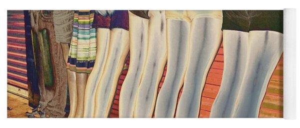 Legs 846a Yoga Mat