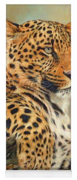 Leopard Yoga Mat