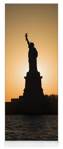 Liberty Sunset Yoga Mat