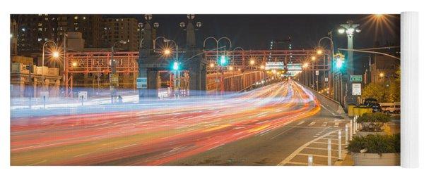 Light Traffic Yoga Mat