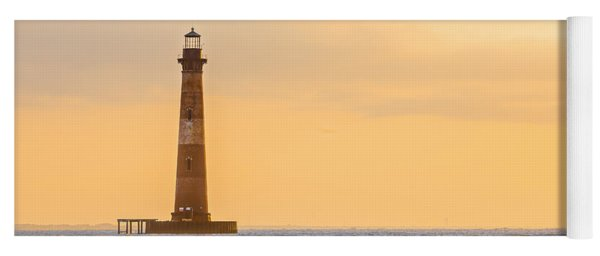 Lighthouse Sunrise Yoga Mat