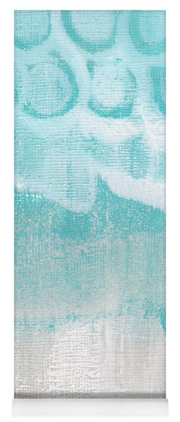 Like A Prayer- Abstract Painting Yoga Mat